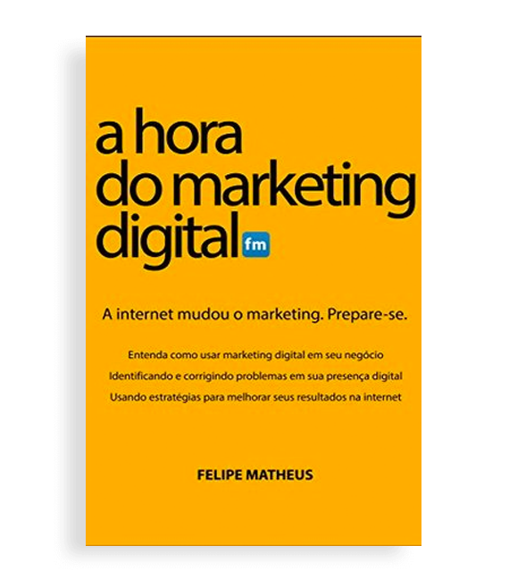 a_hora do marketing Livro Cv cursos